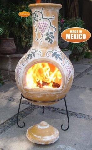 Mexican Chimenea