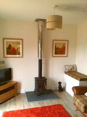 Twin wall flue system Hancock Stoves and Flues